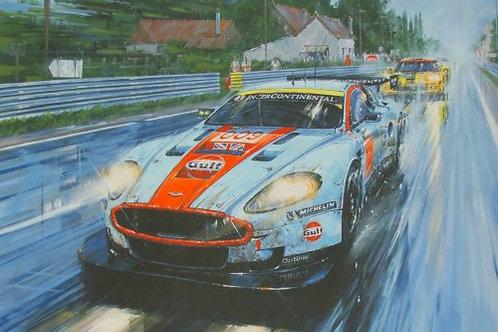 Victory Again - Le Mans 2008