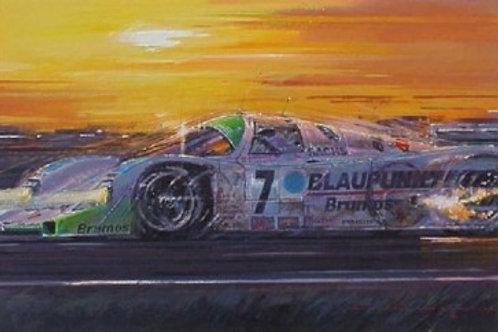 Daytona Porsche - Daytona 1991
