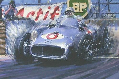 Monaco Grand Prix 1955