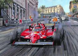 Nicholas Watts Villeneuve Monaco