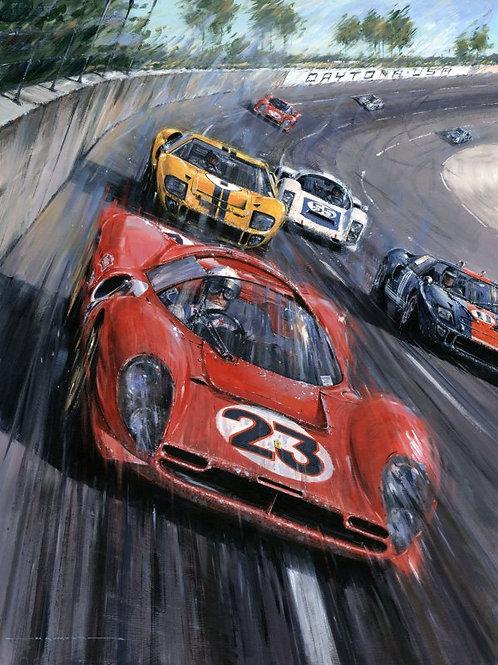 On the Banking - Daytona 1967