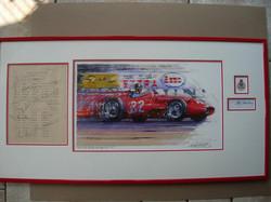 Monaco GP 1957