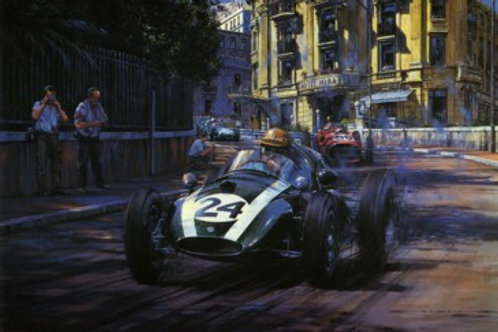 World Champions 1959 - Jack Brabham