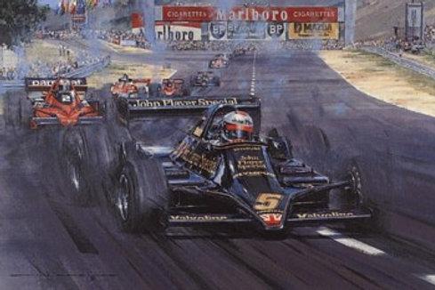 Mario Andretti - World Champion 1978