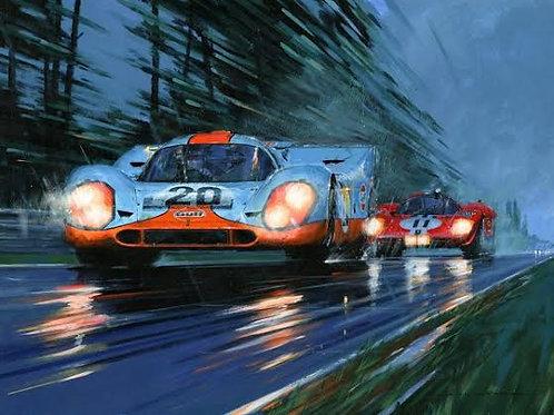 Rain Dancers - Le Mans 1970