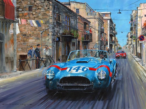Thunder in the Streets Targa Florio 1964