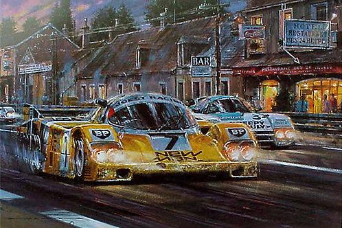 Le Mans 1985 - Porsche 956
