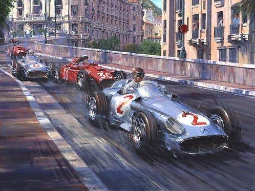 Quicksilver - Monaco G.P. 1955
