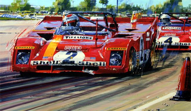 Nicholas Watts Sebring 1972