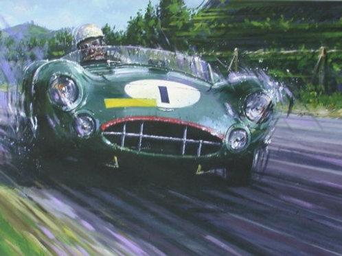 On the Edge - Nurburgring 1000km 1958