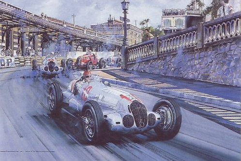 Race of the Titans - Monaco G.P. 1937