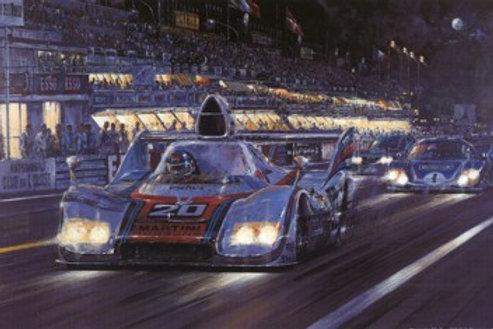 Racers Moon - Porsche 936 Le Mans 1976