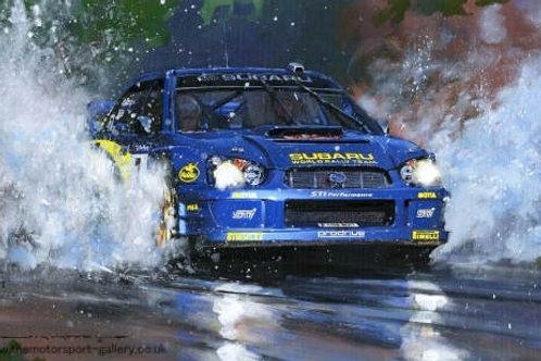 World Rally Champions 2003 - Subaru Impreza
