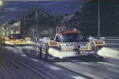 Duel on the Mulsanne - Le Mans 1988