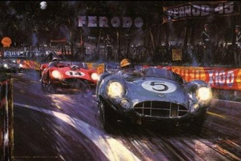 Aston Martin Victorious - Le Mans 1959