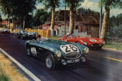 Sebring at Le Mans - 1955