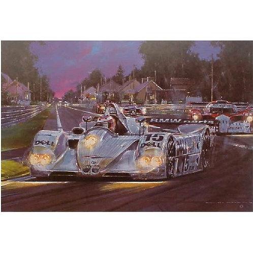 Le Mans 1999 - BMW V12 LMR