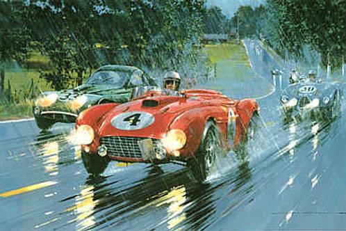 Le Mans 1954 - Ferrari 375 Plus