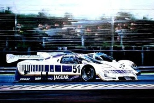 Return of the Victorious Cat - Jaguar XJR6