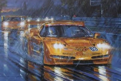 Thunder and Lightning - Le Mans 2001