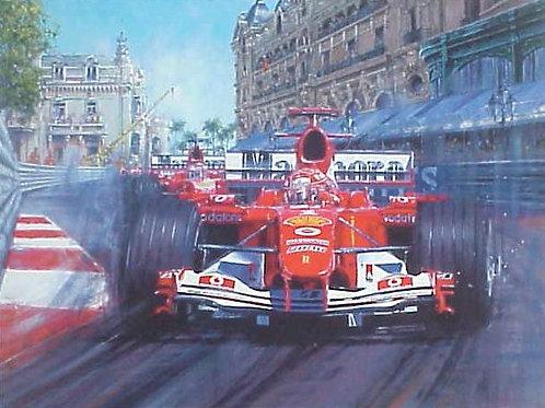 Michael Schumacher - Champion Supreme 2004