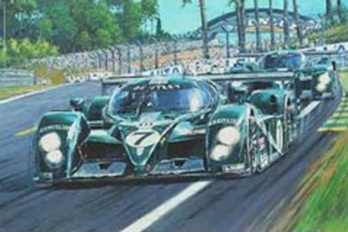 Le Mans 2003 - Bentley EXP Speed 8