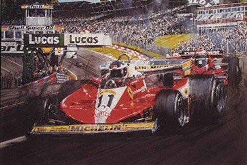 Ferrari Ascendant - Brands Hatch 1978