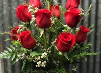 1 Dozen Rose Bouquet