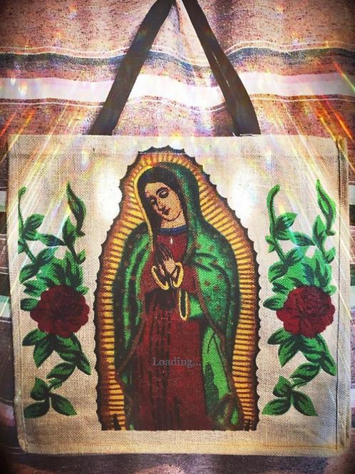 Guadalupe Jute Bag