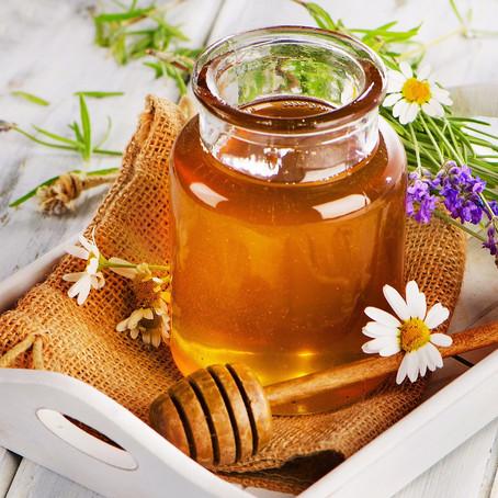 Washing With Honey