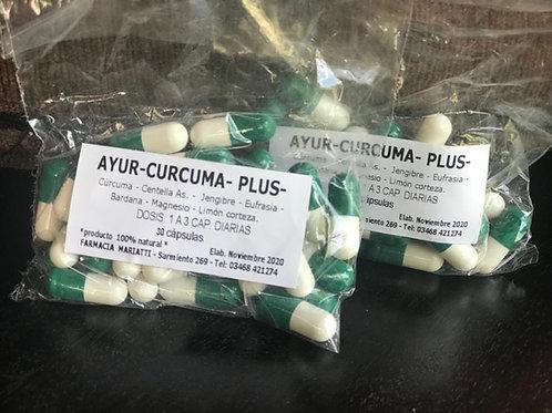 Ayur-Curcuma-Plus