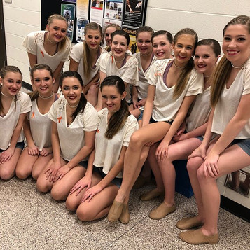 Big congratulations to all of our dancer