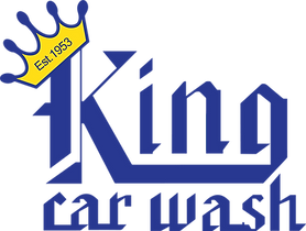 King Car Wash logo gold crown.png