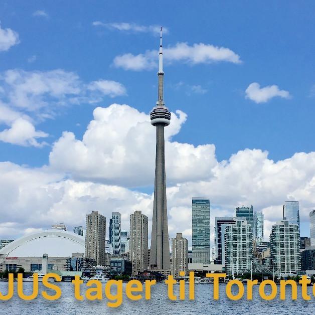 JUS tager til Toronto