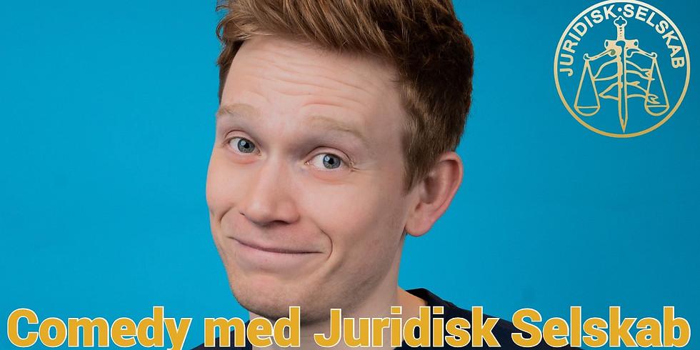 Comedy med Mikkel Klint Thorius