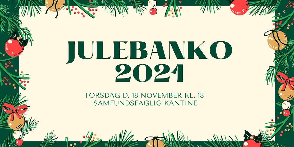 Julebanko 2021