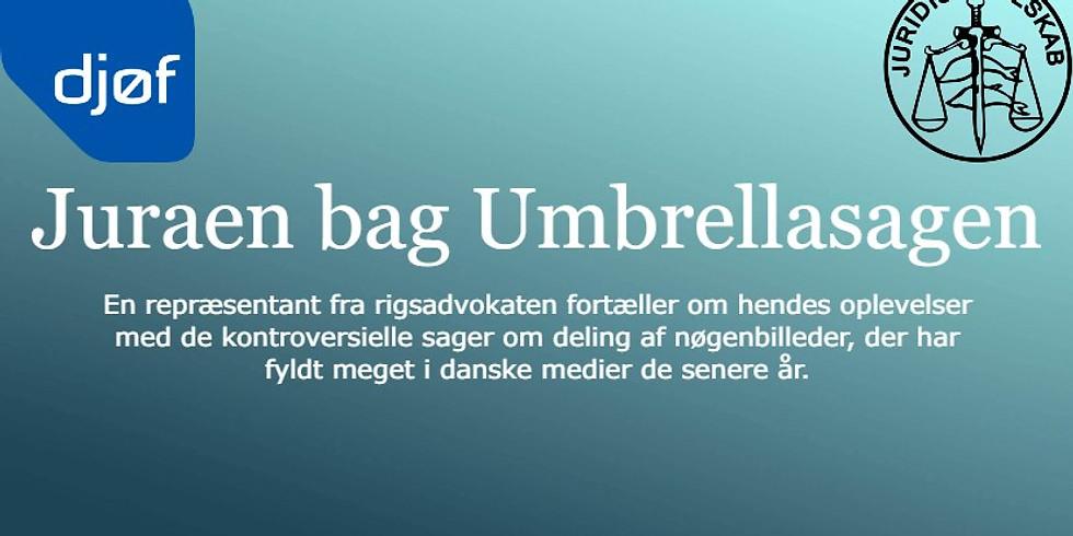 DJØF præsenterer: Juraen bag Umbrellasagen