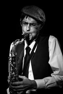 ByKlang - Wolfgang Gerrer, Saxophon