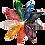 Thumbnail: Glit Espejo para Pastel