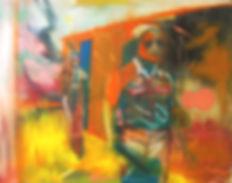 Milgrant experiment painting