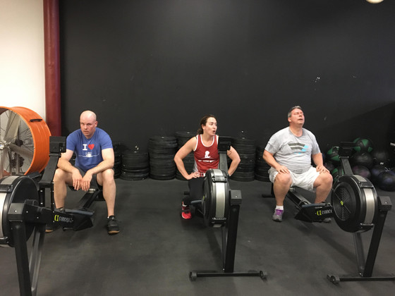 WOD Thursday May 31st