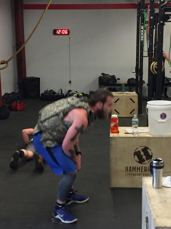 WOD Wednesday May 30th 2018