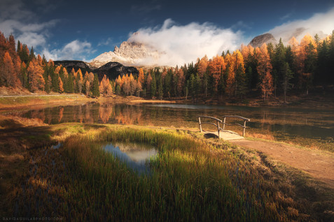 Fall Day in Antorno
