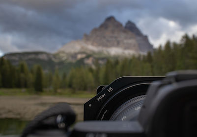 FILTER NISI HOLDER PHOTOGRAPHY GEAR REVIEW V6 LANDSCAPE PHOTOGRAPHY