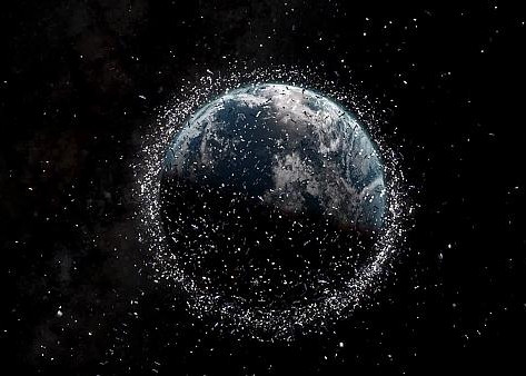 Estimates on space junk: 2020 and beyond