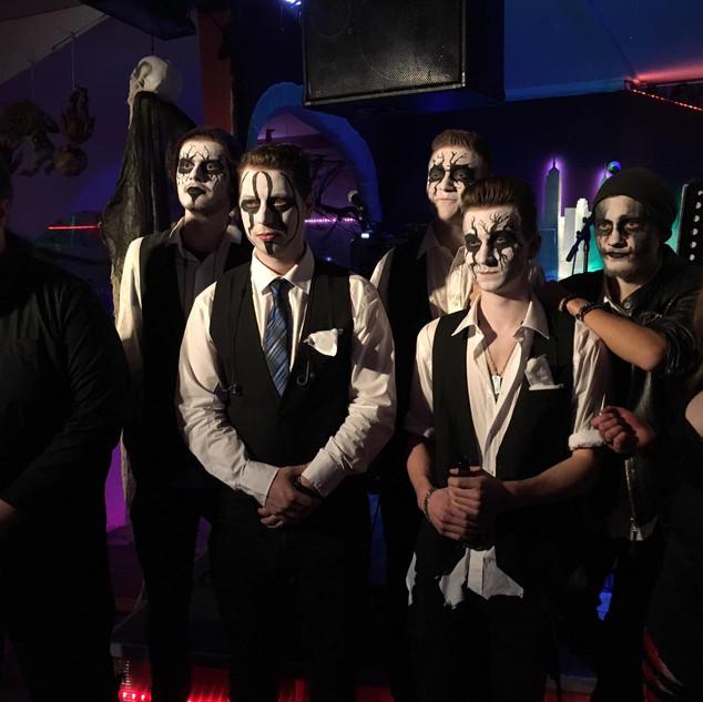 SKILE Halloween 2018