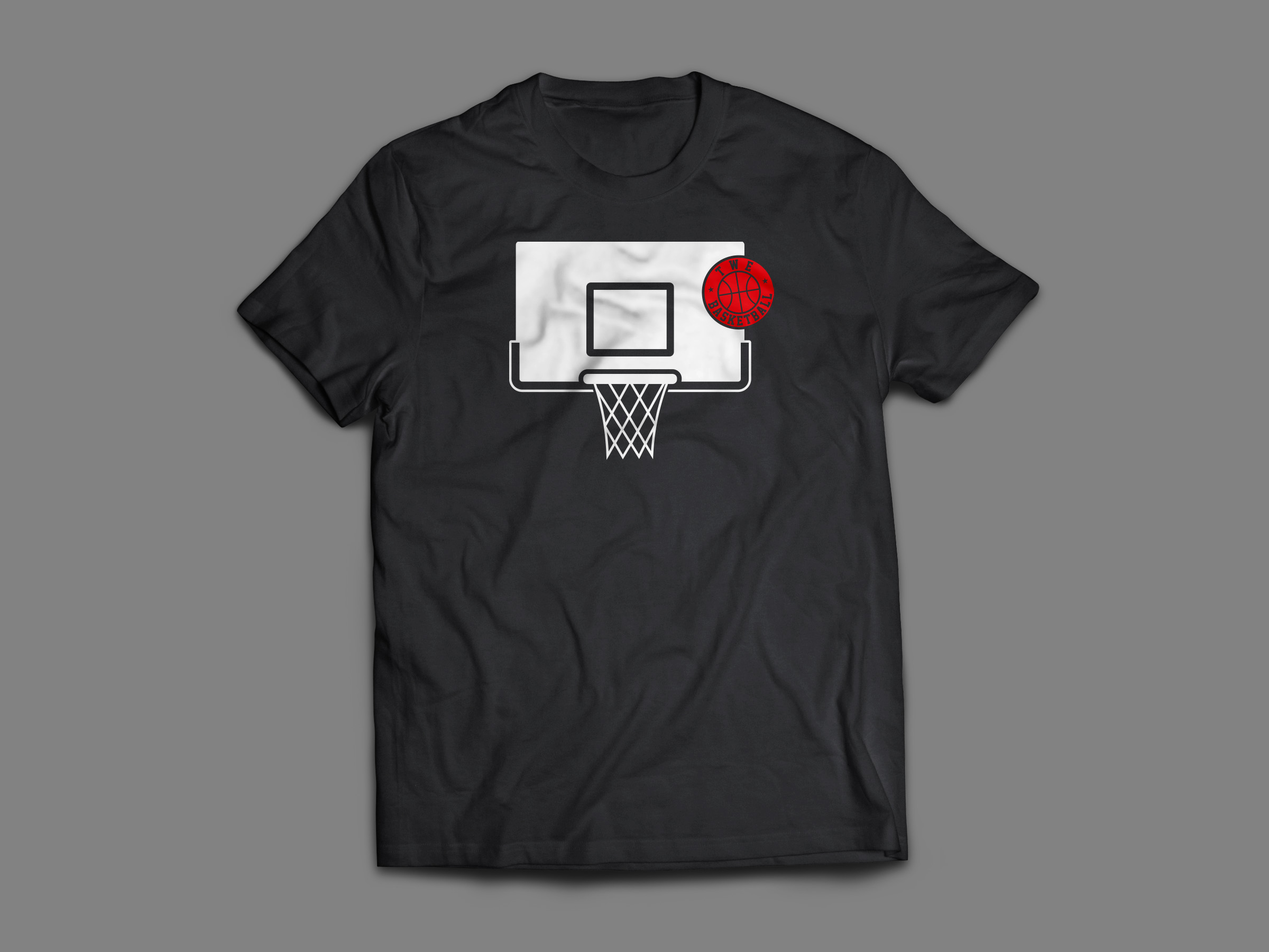 BACKBOARD SPLASH BLACK