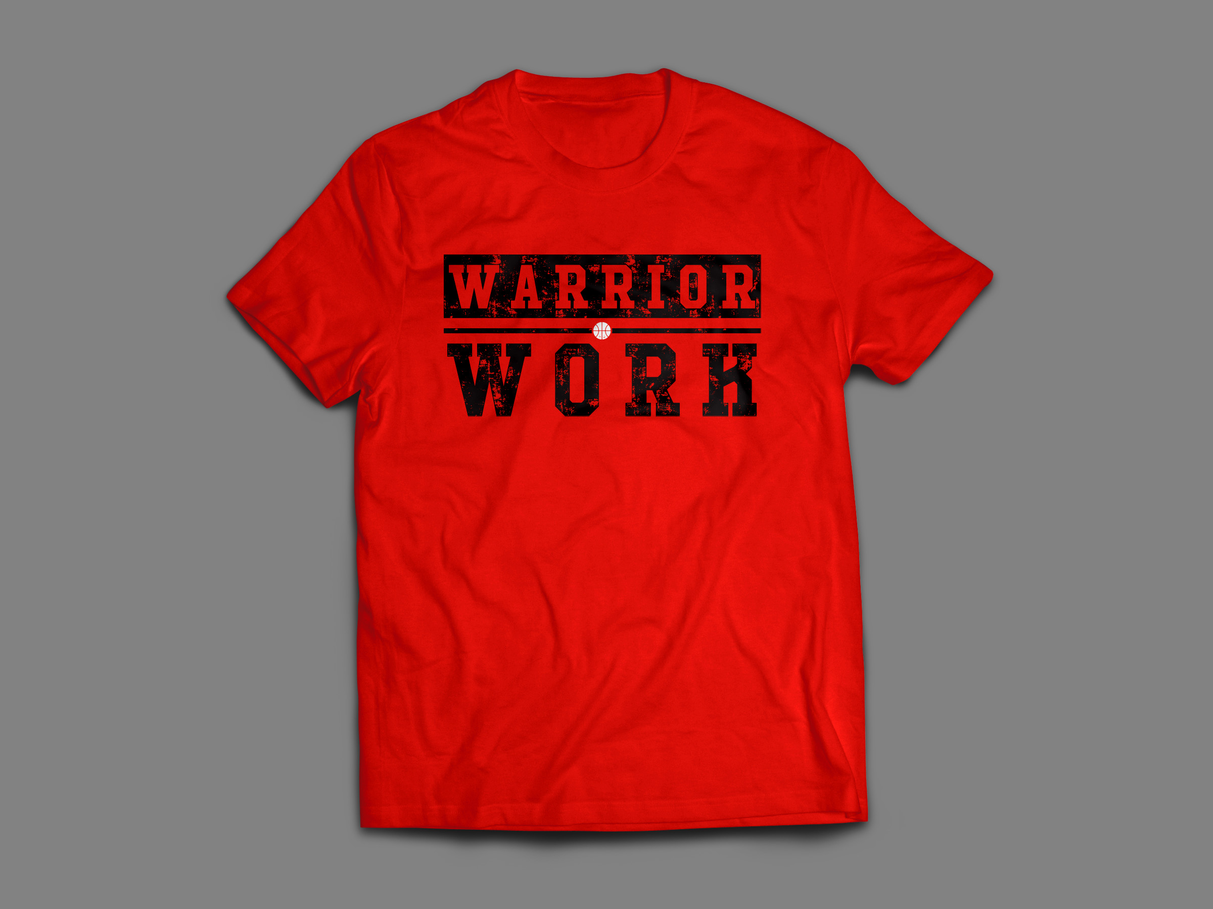 WARRIOR WORK RED