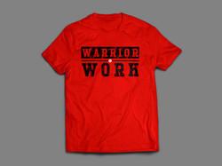 WARRIOR WORK RED