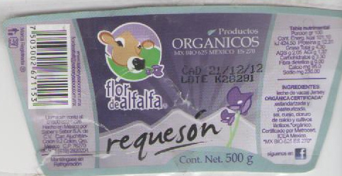 Requesón_Flor_de_Alfalfa
